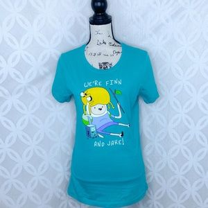 5 for $25| Adventure Time We're Finn and Jake Tee